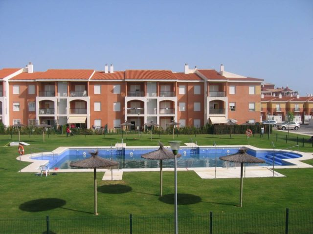 Apartamento en playa Costa Ballena,Rota (Cádiz)